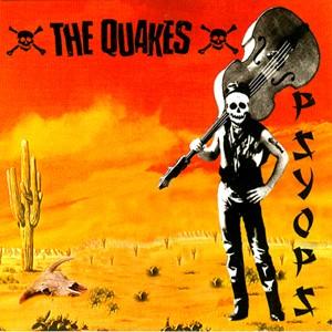 QUAKES - Psyops CD