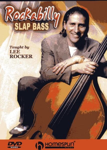 ROCKER, LEE - Rockabilly Slap Bass DVD