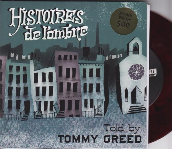 """HISTOIRES DE L'OMBRE - Emily 7""""EP ltd"""