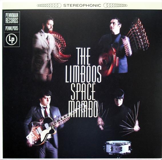 LIMBOOS - Space Mambo LP