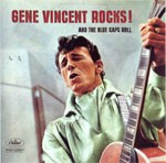 VINCENT, GENE & THE BLUE CAPS - Gene Vincent Rocks...LP