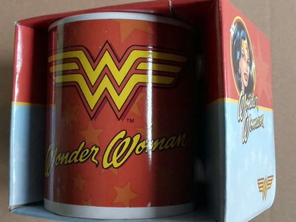 TASSE / CUP Wonder Woman