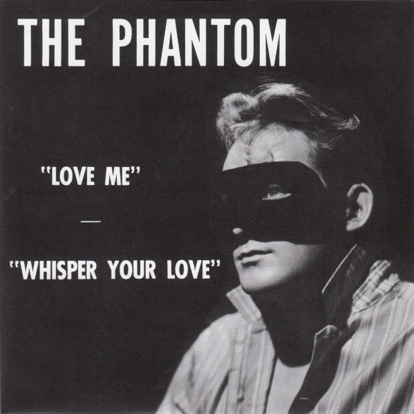 "PHANTOM, THE - Love Me 7"""