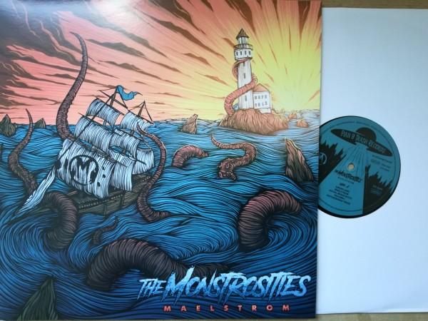 MONSTROSITIES - Maelstrom LP black