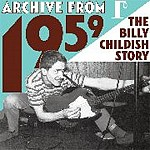 CHILDISH, BILLY - Archive From 1959 3-LP