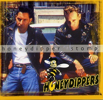 HONEYDIPPERS - Honeydipper Stomp CD