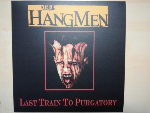 HANGMEN - Last Train To Purgatory LP ltd. red