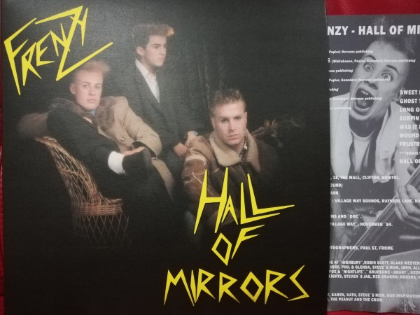 FRENZY - Hall Of Mirrors LP