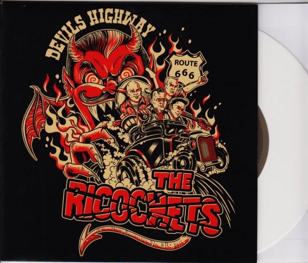 "RICOCHETS - Devils Highway 7""EP ltd."