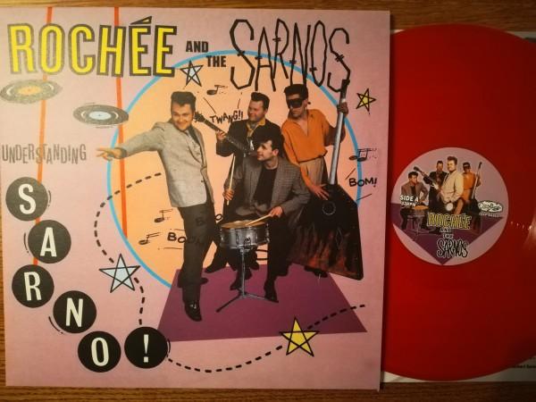 ROCHEE AND THE SARNOS - Understanding Sarno LP red ltd.