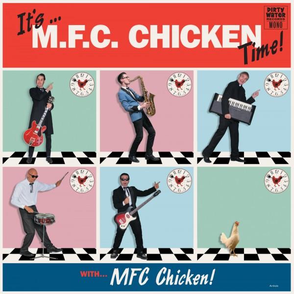 MFC CHICKEN - it's MFC Chicken Time! CD