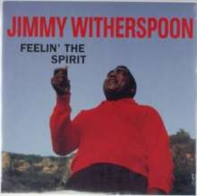 WITHERSPOON, JIMMY - Feelin' The Spirit LP