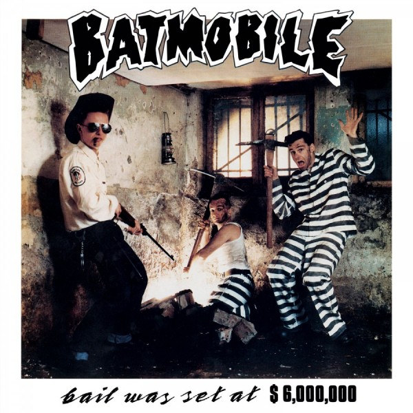 BATMOBILE - Bail Was Set At $6,000,000 LP ltd.