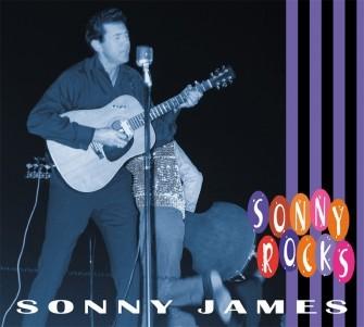 JAMES, SONNY - Sonny Rocks CD