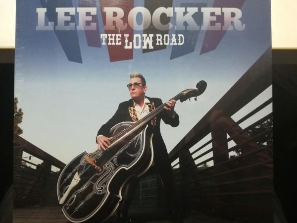 LEE ROCKER - The Low Road LP ltd.