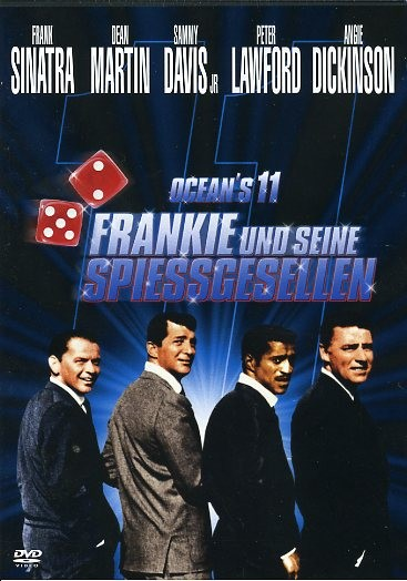 FRANKIE UND SEINE SPIESSGESELLEN DVD