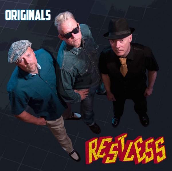 RESTLESS - Originals CD