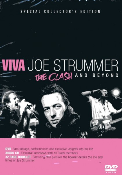 VIVA JOE STRUMMER DVD