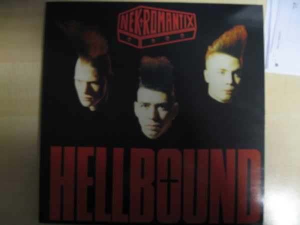 NEKROMANTIX - Hellbound LP