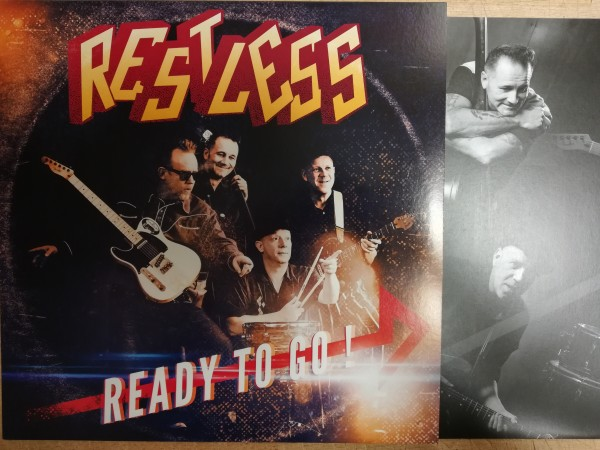 RESTLESS - Ready To Go LP
