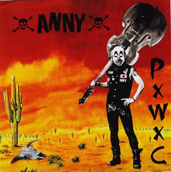 """ANNY - PxWxC 7"""" ltd."""