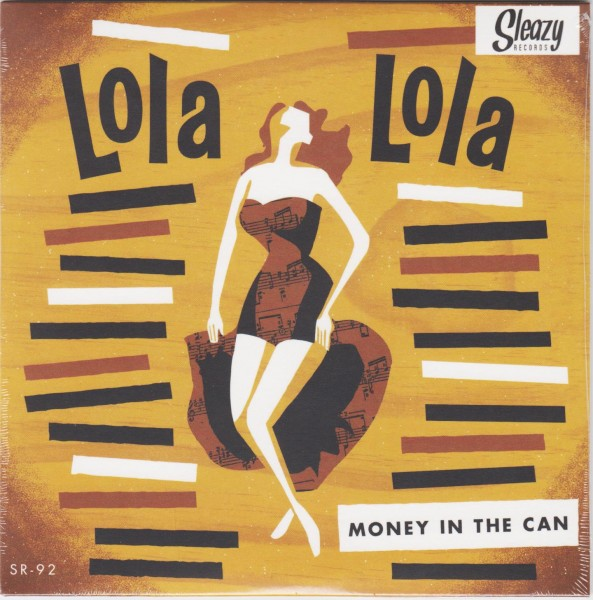 LOLA LOLA - Money In The Can 7""
