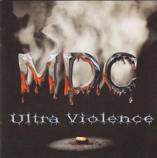 MAD DOG COLE - Ultra Violence CD