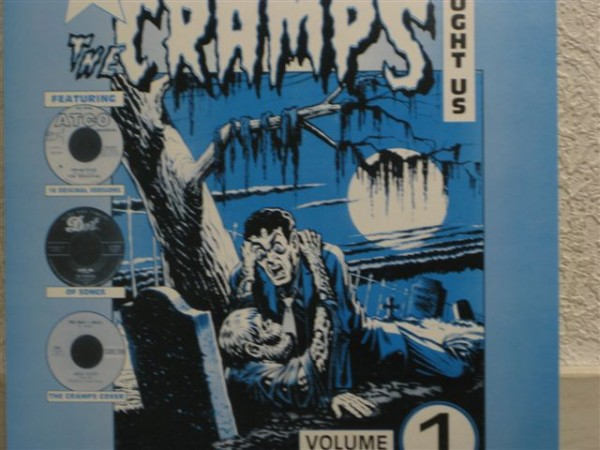 V.A. - Songs The Cramps Taught Us Vol.1 LP