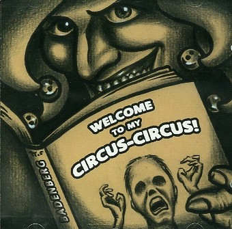 BADENBERG-Welcome To My Circus-Circus CD