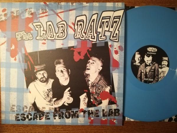 LAB RATZ - Escape From The LP ltd. light blue