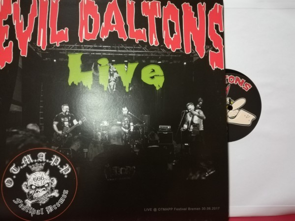 EVIL DALTONS - Live LP ltd.