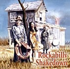 V.A. - Rockabilly Shakedown CD