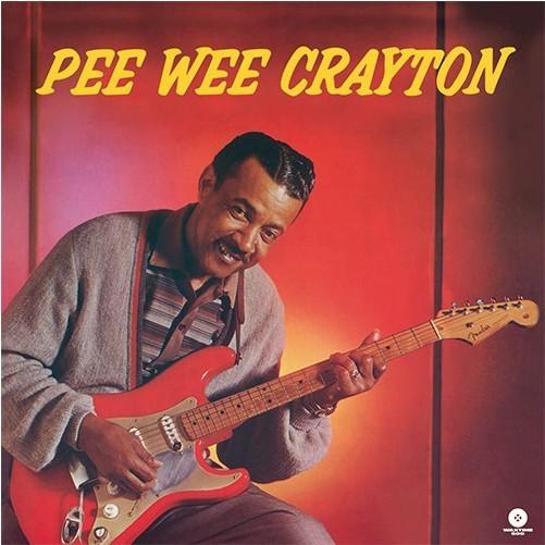 CRAYTON, PEE WEE - Same LP