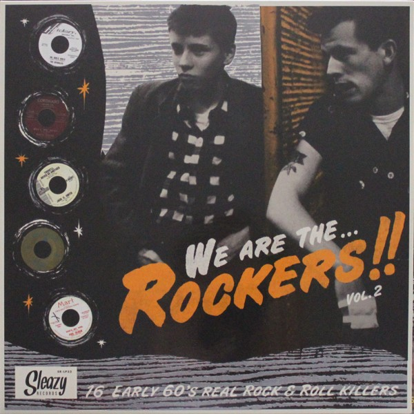 V.A. - We Are The Rockers Vol.2 LP