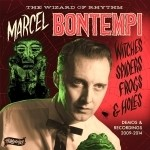 """BONTEMPI, MARCEL - Witches, Spiders, Frogs And Holes LP+7"""""""