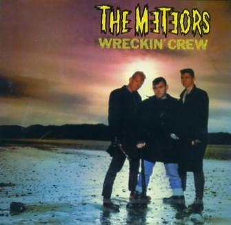 METEORS - Wreckin` Crew CD