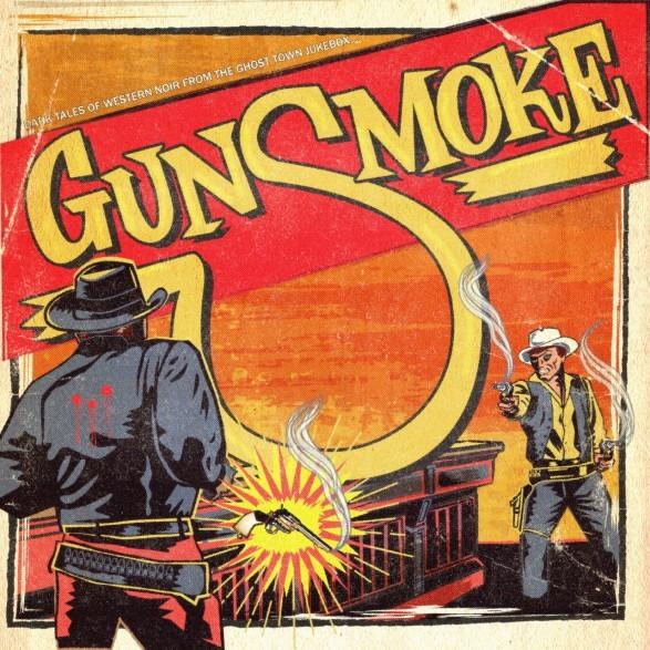 """V.A. - Gunsmoke Vol.1 10""""LP ltd."""