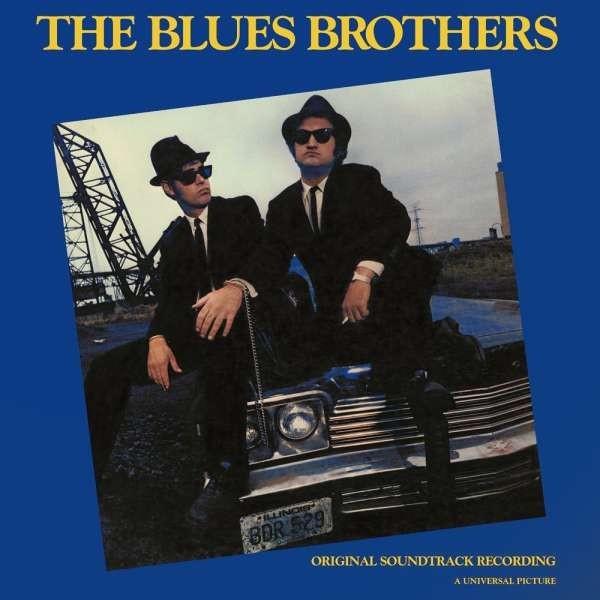 BLUES BROTHERS - Original Soundtrack Recording LP