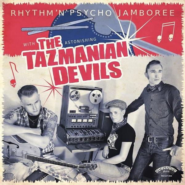 TAZMANIAN DEVILS - Rhythm 'n' Psycho Jamboree LP