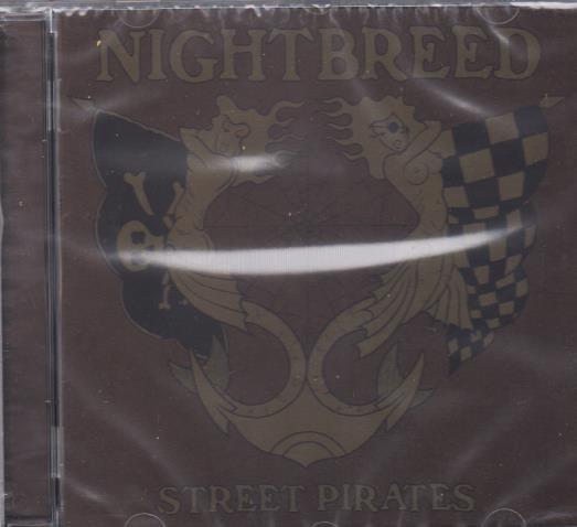 NIGHTBREED-Street Pirates CD