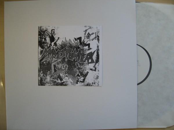 "MINESTOMPERS - Same 2 x 12""LP Promo ltd."