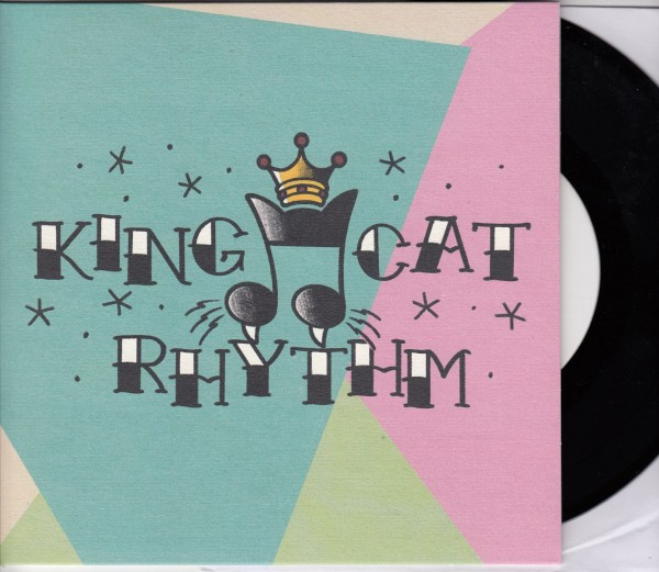 "KING CAT RHYTHM - Same 7""EP ltd. test pressing"