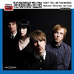 """FOURTUNE TELLERS-Don't Tell me The Words 7""""EP"""