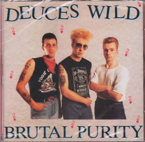 DEUCES WILD - Brutal Purity CD