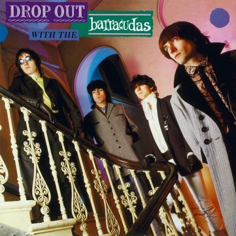 BARRACUDAS - Drop Out With The...LP