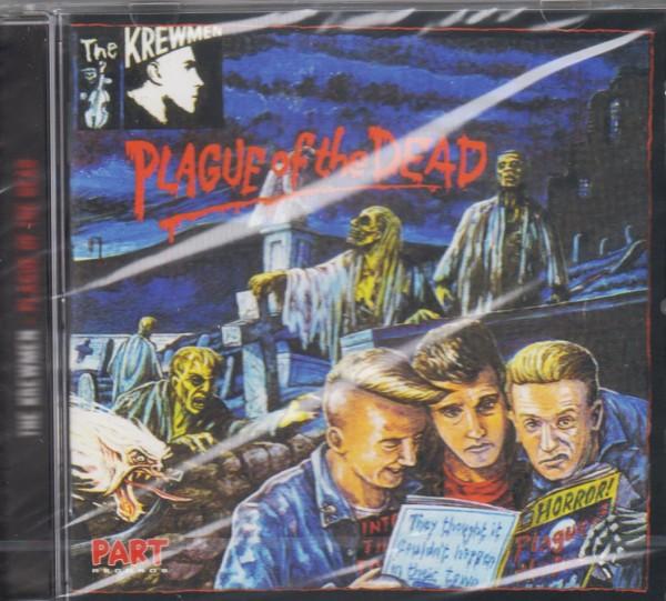 KREWMEN - Plague Of The Dead CD