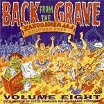 V.A. - Back From The Grave Vol.8 CD