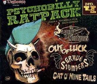 V.A.-Psychobilly Ratpack Vol.4 CD