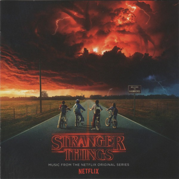 V.A. - STRANGER THINGS 2 x LP Soundtrack