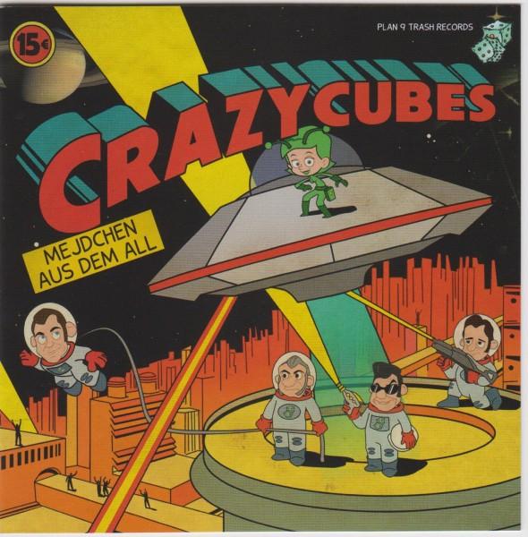CRAZY CUBES - Mejdchen aus dem All CD